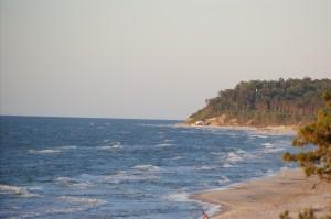 plaża - ostrowo