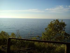 widok na morze - Ostrowo